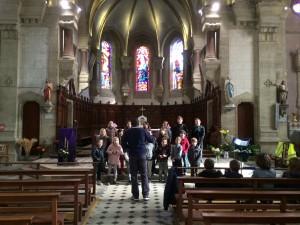 répétition concert église 4