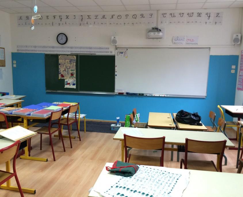 classe élémentaire